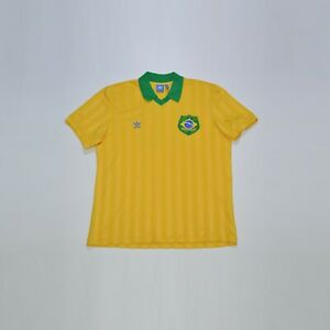 Adidas Brazil №10 Football Soccer Jersey Maglia Camiseta Size XL