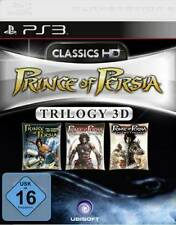 Playstation 3 PRINCE OF PERSIA TRILOGY Deutsch OVP BRANDNEU