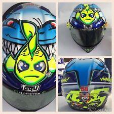 Boys' & Girls' AGV Helmets with DD-Ring Fastening