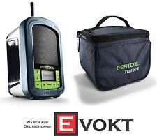 Festool 200183 SYSROCK BR 10 Bluetooth Construction Site Radio Genuine New