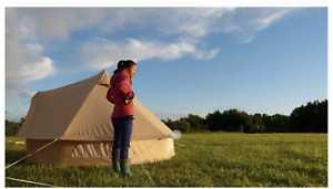 CanvasCamp Sibley 300 Ultimate Bell Tent