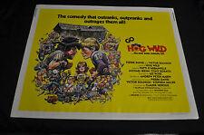 Hog Wild Original 22x28 U.S. Half 1/2 Sheet Movie Poster - (1980) ITB WH