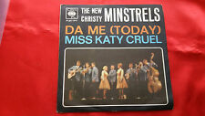 DISCO 45 giri - THE NEW CHRISTY MINSTRELS -  da me ( today ) miss Katy Cruel