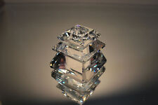 Swarovski Crystal Candle Holders 104 Art Deco Us Canada Only Hole Style Mint