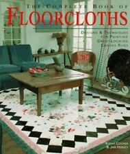 Complete Book of Floorcloths : Designs and Techniques for Painting-ExLibrary