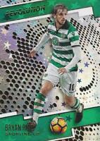 2017 Panini Revolution Soccer - Astro Parallel - Sporting CP - 129-137