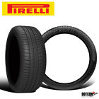 2 X New Pirelli Pzero As Plus 21545r17 91w Ultra-high Performance Tires