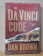 Limited 10th Anniversary Edition Da Vinci Code by Dan Brown 1st Thus