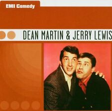 DEAN MARTIN & JERRY LEWIS EMI COMEDY CD NEW