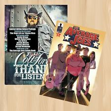+COMIC BOOK----> COLT FORD Thanks for Listening LIMITED EDITION 'ZinePak CD 1013