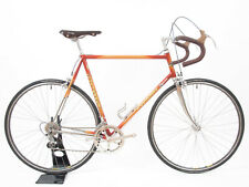 Rare French Artisanal road bike Columbus SLX mavic SSC sabliere mecacycle 58cm