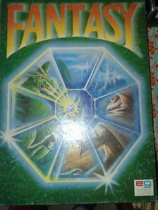 FANTASY 1990 EDITRICE GIOCHI gioco di società 3-6 giocatori anni 10+