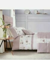 Catherine Lansfield Grace Natural - Duvet Set Free P&P Best Price!!!!