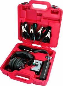 Electronic Stethoscope Kit Mechanic Noise Malfunction Diagnostic Tools