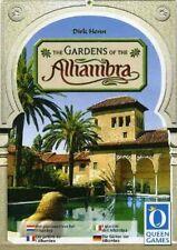 The Gardens of the Alhambra (Queen games, Dirk Henn) gioco da tavolo board game