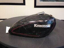 Kawasaki KZ400 Gas Tank  KZ 400  Fuel  Vintage Cafe Custom  KZ 440 KZ440