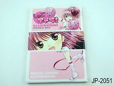 Shugo Chara Illustrations Japanese Artbook Peach-Pit Japan Art Book US Seller