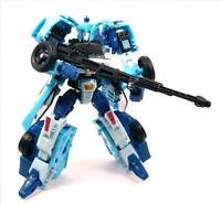 Transformers Generations Deluxe BLURR Complete Chug Classics