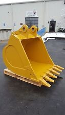 "New 48"" Cat 324/324Dl/329/329D/329E Heavy Duty Excavator Bucket Cb Linkag w/Pins"