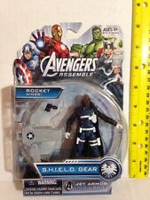 NICK FURY S.H.I.E.L.D. AVENGERS ASSEMBLE MARVEL UNIVERSE INFINITE LEGENDS