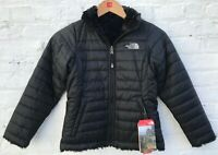 The North Face Girls Mossbud Insulated BLACK Jacket $110 Size: S