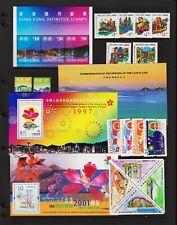 Hong Kong - Recent Mint, NH stamps - cat. $ 46.15