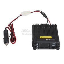 Black QYT KT-8900D Dual Band Quad V/UHF Car Trunk Ham Mobile Radio Mic25W Useful