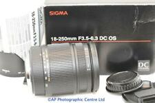 Pentax DSLR fit Sigma 18-250mm HSM OS DC GREAT CONDITION