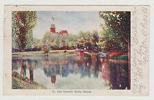 1908 UDB State University, Boulder CO, CU Colorado