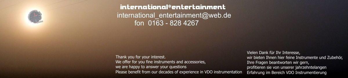 international*entertainment