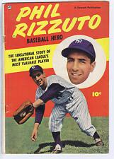 Phil Rizzuto #nn Fawcett 1951 VERY GOOD - ,NEW YORK YANKEES (photo cover)