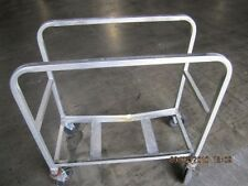 Metal Utility Cart On Casters - Best Price! - Must Sell! Send Any Any Offer!
