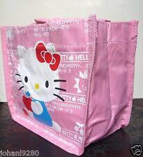 Draagtas Hello Kitty, kunststof, 22 x 19,5 x 11 cm ritssluiting