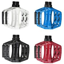 Bicycle Pedal Mountain Road Bike Cycle Pedals Aluminum Alloy Flat Platform Multi