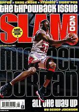 Slam Magazine #200 8/2016 basketball NBA Cover 1 of 2 MICHAEL JORDAN
