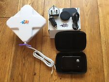 Mobile Wifi 4G Kit - Huawei e5372 hotspot, antenna + extras  - travel touring
