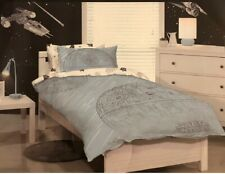 Disney Star Wars Death Star Double Bed Quilt Cover Set