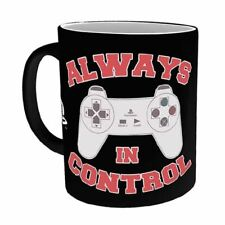Sony PlayStation Controller Heat Change Coffee Mug Tea Ciup - Boxed