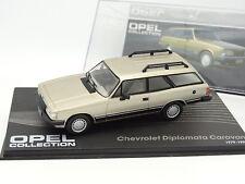 Prensa Ixo 1/43 - Chevrolet Diplomata Caravana 1979