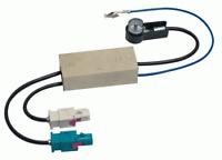 Adattatore segnale antenna Audi/Citroen/ Peugeot/Seat/Skoda//VW