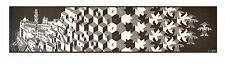 MC Escher Metamorphose I Poster Kunstdruck Bild 25x90cm