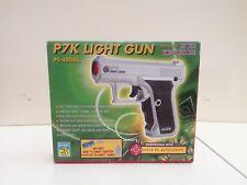 PISTOLA PER SONY PLAYSTATION P7K LIGHT GUN LOGIC 3 PS-4005S 14005 NUOVO
