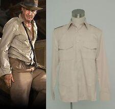 Indiana Jones Casual Shirt Costume *Tailored*
