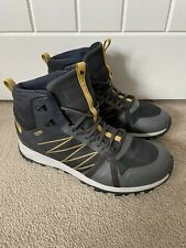 Hardly Worn The North Face LiteWave Fast Pack II Mid Hiking Boots - Size UK9
