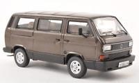 #13058 - Premium ClassiXXs VW T3b Multivan - dunkel-braun - 1:43