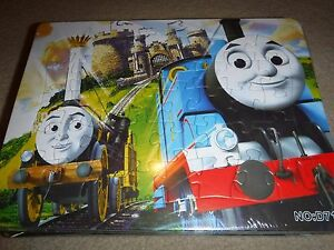 Brand New Jigsaw Tomas castle Puzzles 40 pcs