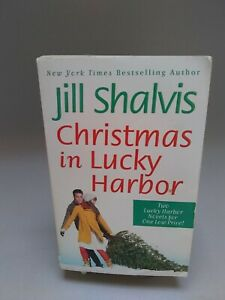 Jill Shalvis book Christmas in Lucky Harbor