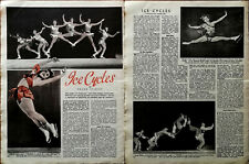 More details for ice cycles will this ice skating gamble in britain article by frank tilsley 1949