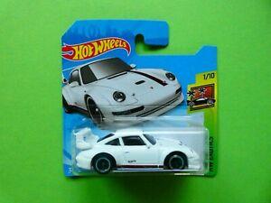 Hot Wheels Porsche 911 (993) GT2 in weis  OVP  HW Exotics 2021  174/250