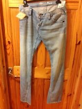 Womens Replay Jeans Andreanne Boyfit  27 x 33 New BNWT